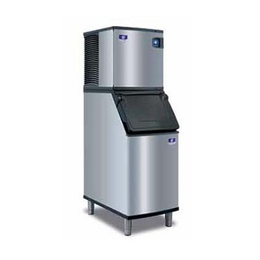 Manitowoc IDT0620A/D420 - Indigo Cube Ice Machine with Bin, Air Cooled