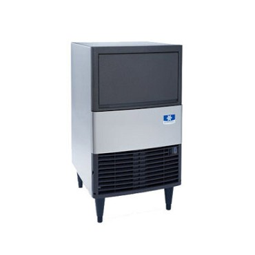 Manitowoc UDE0080A  Undercounter Ice Maker, 102 lbs. production/31 lbs. storage