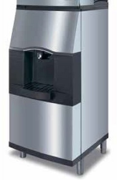 Manitowoc SFA291  Vending Ice Dispenser with Bin, Push Button