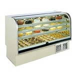 Marc Refrigeration BCR-48 - Refrigerated Bakery Display Case, Curved Glass
