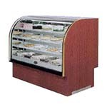 Marc Refrigeration LUBCD-48 - Non-Refrigerated Bakery Display Case, Curved