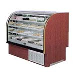 Marc Refrigeration LUBCR-48 S/C - Refrigerated Bakery Display Case, Curved