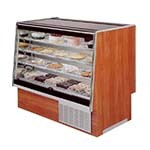 Marc Refrigeration SQBCR-48 S/C - Refrigerated Bakery Case, Flat Glass