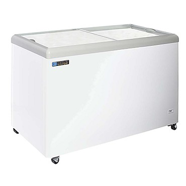 Master-Bilt Products MSF-52AN - Chest Display Freezer, Flat Glass