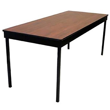Maywood DLDEL3660 - Deluxe Rectangular Folding Table, 60 x 36 x 29 in.
