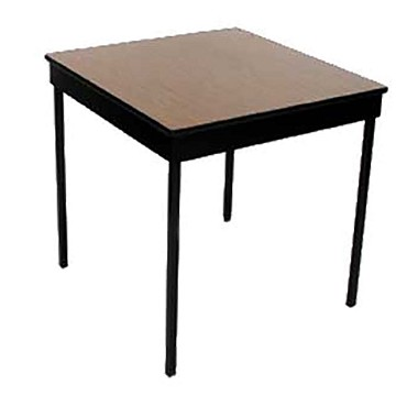 Maywood DLSTAT72SQ - Stationary Square Office Table, 72 x 72 x 29 in.