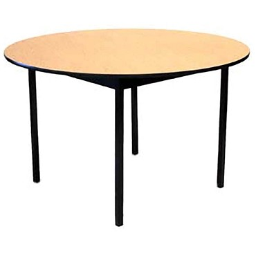 Maywood DLSTAT54RD - Stationary Round Office Table, 54 x 29 in.