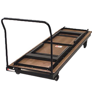 Maywood M8FTTRUCK - Table Truck, 93-1/2 x 30 x 39 inch, holds 14 rectangular tables