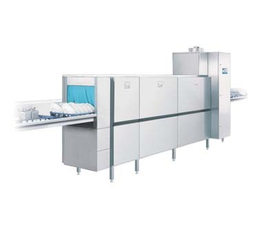 "Meiko K-400PW - K-Tronic Rack Conveyor Dishwasher, 127-7/8"" multiple tank design"