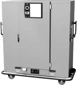 Metro MBQ-120 - Heated Banquet Cabinet, 1 door, insulated, (3) remov. she