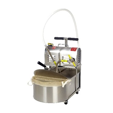 R. F. Hunter HF 165C - Fryer Filter, Mobile, 165 lb. capacity, cloth filter, compact design