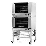 Moffat E27M3/2C - Turbofan Convection Oven with Casters, Double Electric Full-Size