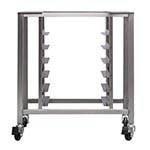 Moffat SK2731U - Equipment Stand w/Slides For 6 Full Sized Pans & An Open Base, 32 x 26 x 35 in.