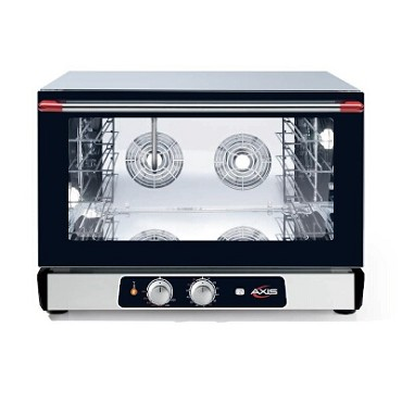 Axis AX-824RH - Convection Oven with Humidity, electric, countertop, 33-1/2'W
