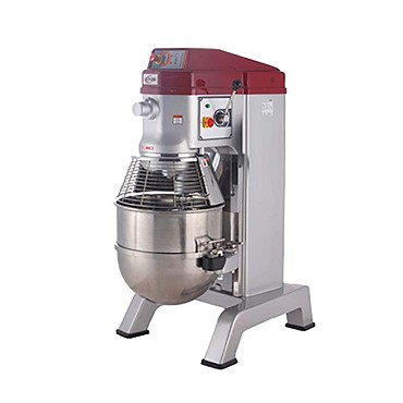 MVP AX-M80 - Axis Commercial Planetary Mixer, 80 qt., 4 hp