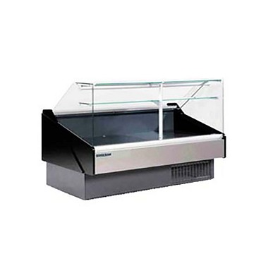 "Hydra Kool KPM-FG-80-R - Display Case, for packaged products, full service, 77-1/2""W"