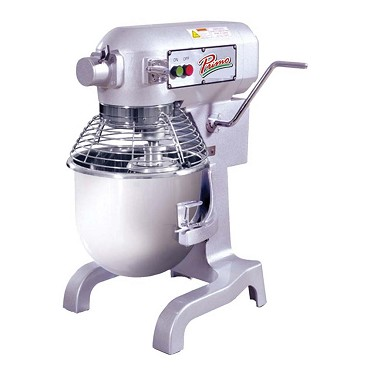 MVP Primo PM-20 - Commercial Planetary Food Mixer, 20 Qt.