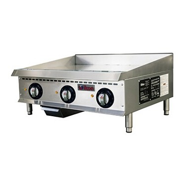 "IKON ITG-36E - Griddle, electric, countertop, 36""W, plate, (3) elements"
