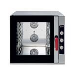 Axis AX-CL06M - Full Size Combi Oven, manual controls, (2) high speed reversing fans
