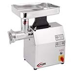 MVP AX-MG22 - Axis Meat Grinder, #22 hub, gear drive, forward/reverse switch, 530 lbs per hour