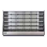 Hydra Kool KGV-MO-6-R - Refrigerated Open Merchandiser, 147