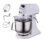 Primo PM-7 - Mixer, bench model, 7 quart capacity, infinite speed control with (11) settings