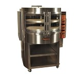 Sierra VOLARE - Pizza Oven, gas, (2) rotating 38.6
