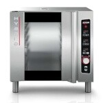 Axis AX-HYBRID+ - Convection Oven, electric, with humidity, (5) sheet pan capacity, digital controls
