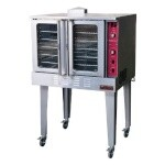 IKON IECO - Convection Oven, electric, single-deck, standard depth, 2-speed 1/2 hp fan