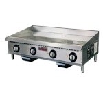 IKON ITG-48E - Griddle, electric, countertop, 48