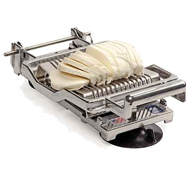 "Nemco 55300A-516D - Easy Cheeser Mozzarella Slicer, table-top, 5/16"" cutting arm"