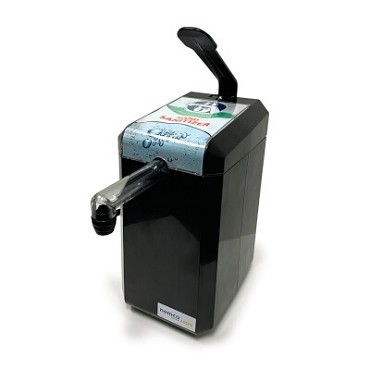Nemco 10950-1 - Hands-Free Sanitizer Dispenser, holds 2-1/2 quarts, black lid & reservoir