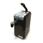 Nemco 10950-1 - Hands-Free Sanitizer Dispenser, countertop, 2-1/2 qt., black