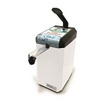Nemco 10951-1 - Hands-Free Sanitizer Dispenser, countertop, 2-1/2 qt., white