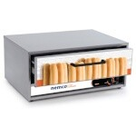 Nemco 8018-BW - Moist Heat Bun/Food Warmer, 18.5