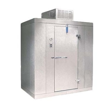 Nor-Lake Walk-Ins KODB771012-C - Kold Locker Outdoor Cooler with Floor