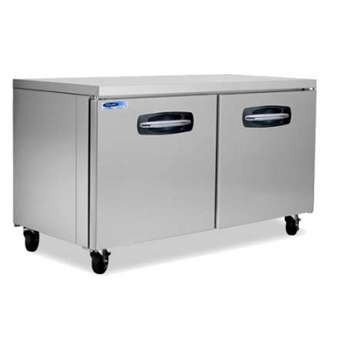 Nor-Lake NLUF60A - Undercounter Freezer with Self Closing Doors