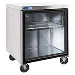 Nor-Lake NLURG27A-012 -  Undercounter Refrigerator, One-Section, 27-1/2