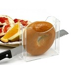Norpro 628 - Acrylic Bagel Cutter Stand, Large