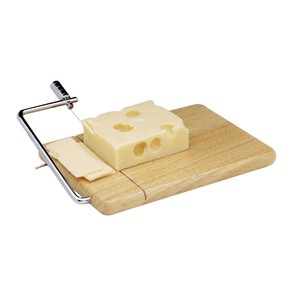 Norpro 7490 - Natural Wood Cheese Slicer, 7 x 10 in.