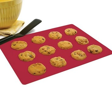 Norpro 3402 - High Heat Silicone Baking Sheet Liner, 12 x 16 in.