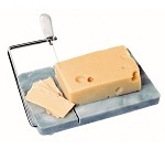 Norpro 349 - Marble Cheese Slicer, 8 x 5 in.