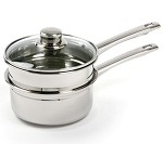 Norpro 249 - Stainless Steel Double Boiler, 1.5 qt.