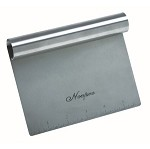 Norpro 577 - Stainless Steel Scraper, 6 in.