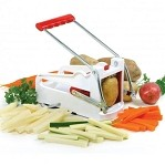 Norpro 6022 - Deluxe French Fry Cutter / Fruit Wedger Set