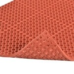 Notrax T13S0035RD - Anti-Fatigue Floor Mat, 3' x 5', 7/8
