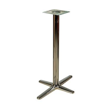 Oak Street BCHRBAR Table Base X Base Spread Column - 30 inch table base