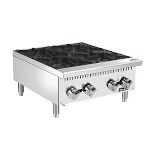 Padela PCHP-24-4 - Hotplate, counter top, gas, 24.0
