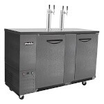 Padela PDKC-58-HC - Draft Beer Cooler, 57.8