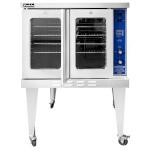 Padela PCFCO-1 - Convection Oven, natural gas, single-deck, (4) wire racks, broil function, steam injection